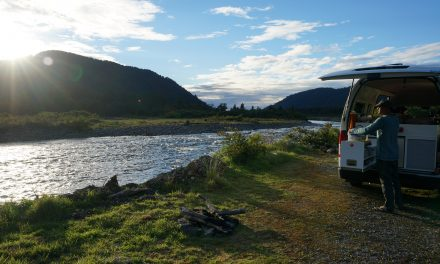 Exploring New Zealand's South Island: Freedom Camping Around Wanaka and Bruce Bay