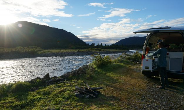 Exploring New Zealand's South Island: Freedom Camping Around Wanaka and Bruce Bay