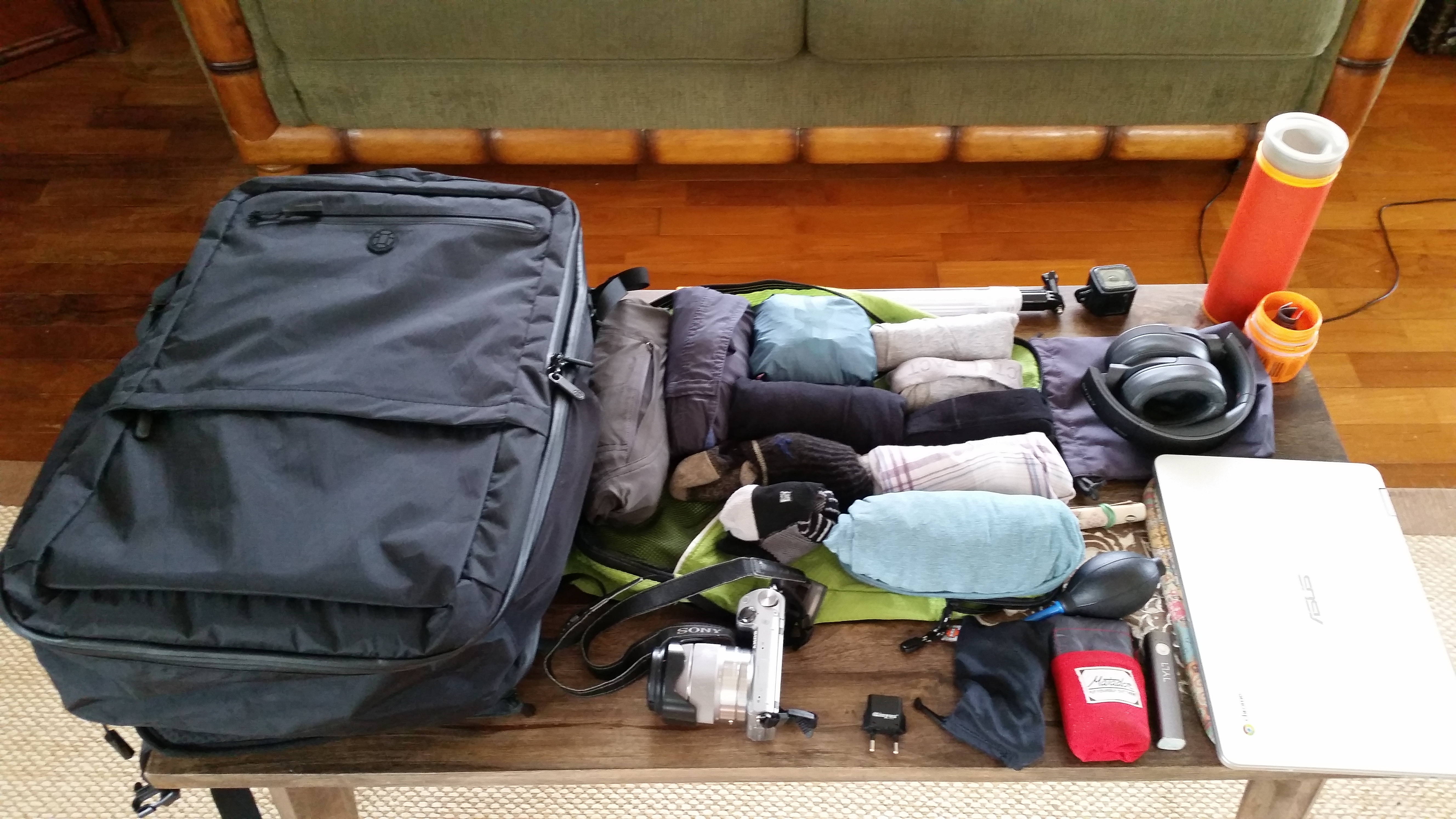 cf5eacc79 How to Pack Your Backpack for a 2-month Trip to Southeast Asia