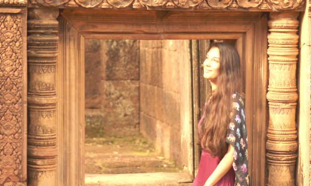 Banteay Srei: The Pink Temple