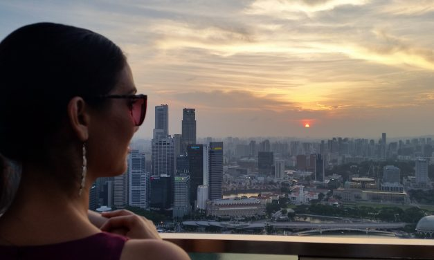 How to Enjoy a Billion Dollar View from the Marina Bay Sands Resort for Free